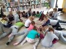 Jakie książki mieszkają w bibliotece??