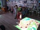 Książki o Pszczółkach - lekcja biblioteczna dla najmłodszych_23