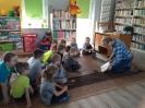 Książki o Pszczółkach - lekcja biblioteczna dla najmłodszych_8