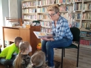 Książki o Pszczółkach - lekcja biblioteczna dla najmłodszych_9