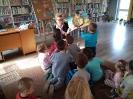 Przedszkolaki z Guźlina z wizytą w Bibliotece 2018_9