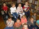 Przedszkolaki w bibliotece 2019