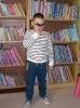 Uśmiechnięty przedszkolak w Brzeziu